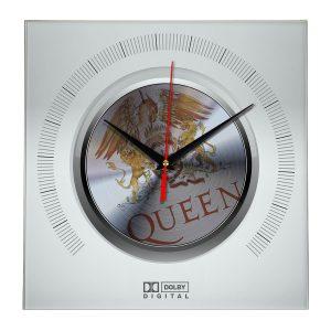 Queen band настенные часы 9