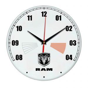 Сувенир – часы RAM 17