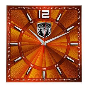 Сувенир – часы RAM 5 02