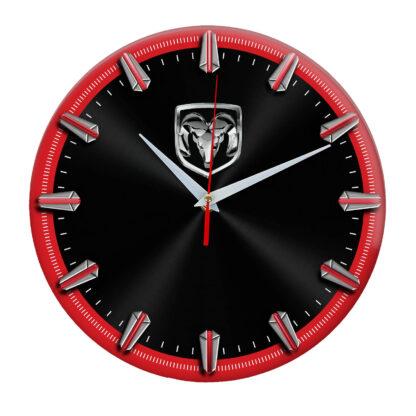 Настенные часы с рисками RAM 5 06