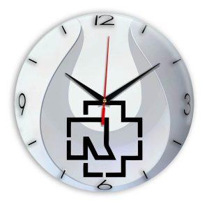 Rammstein настенные часы 14