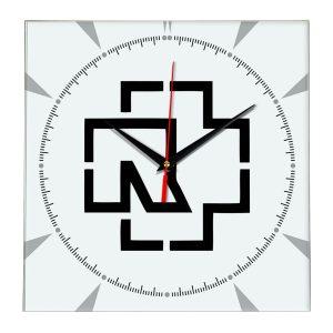 Rammstein настенные часы 2