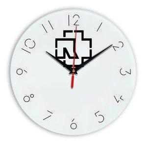 Rammstein настенные часы 5