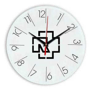 Rammstein настенные часы 6