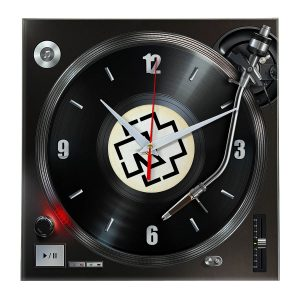 Rammstein настенные часы 7