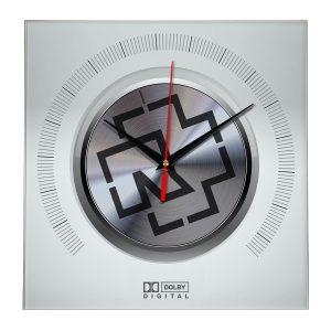 Rammstein настенные часы 9