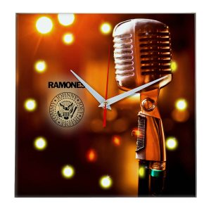 Ramones настенные часы 11