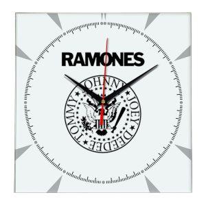 Ramones настенные часы 2