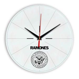 Ramones настенные часы 3