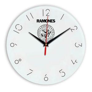 Ramones настенные часы 5
