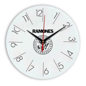 Ramones настенные часы 6