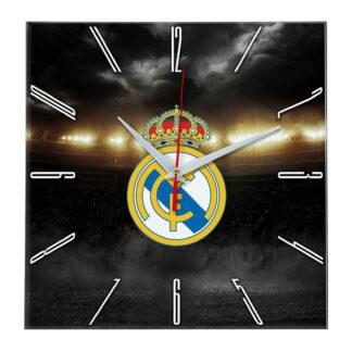 Настенные часы «В лучах славы Real madrid»