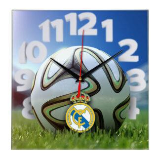 Настенные часы «На стадионе Real madrid»