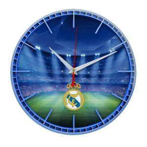 Настенные часы «Сувенир для фаната Real madrid»