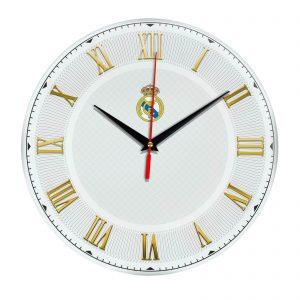 Настенные часы «Футбольный клуб Real madrid»