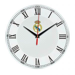 Настенные часы «с символикой Real madrid»