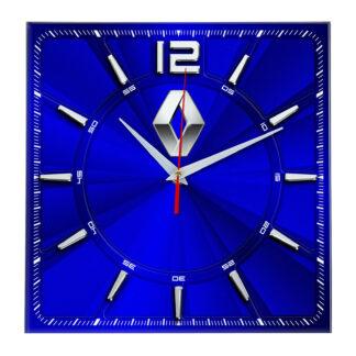 Сувенирные часы Renault 03