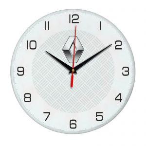 Сувенир – часы Renault 04