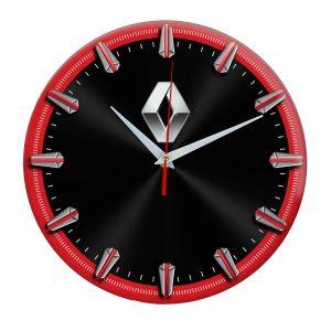 Сувенир – часы Renault 06