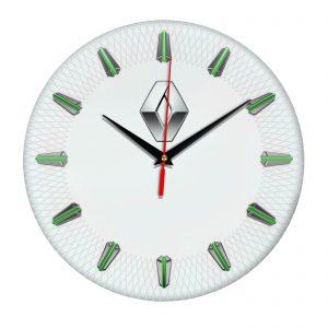 Сувенир – часы Renault 07