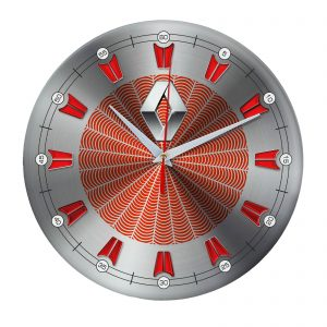 Сувенир – часы Renault 09