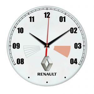 Сувенир – часы Renault 1 17