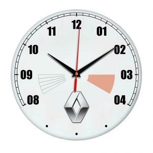 Сувенир – часы Renault 17