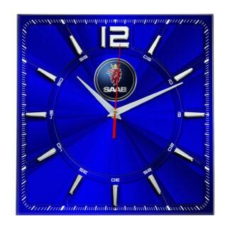 Сувенирные часы Saab 03