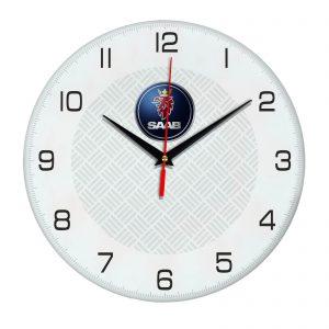 Сувенир – часы Saab 04