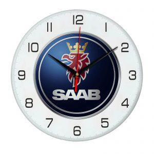Сувенир – часы Saab 05