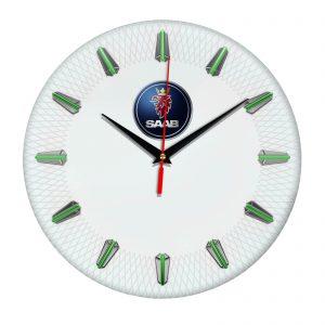 Сувенир – часы Saab 07