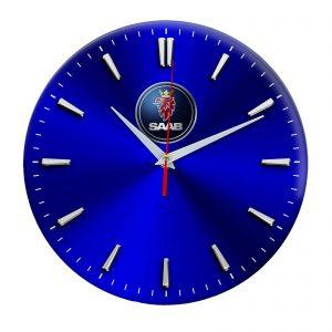 Сувенир – часы Saab 08