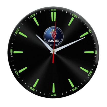 Сувенир – часы Saab 10