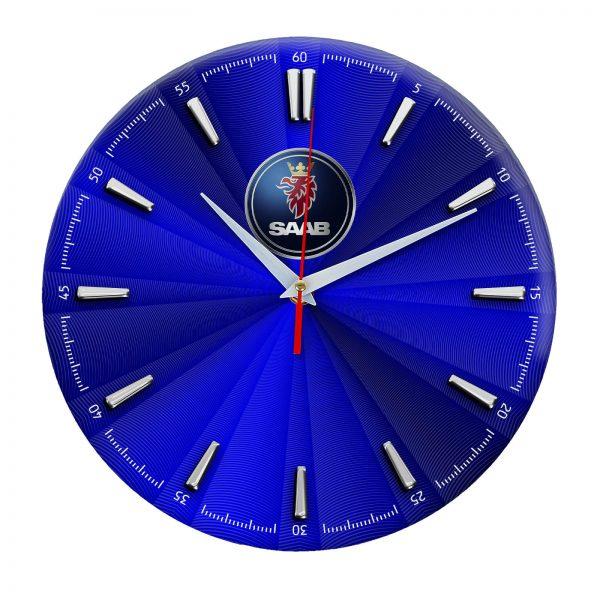 Сувенир – часы Saab 12