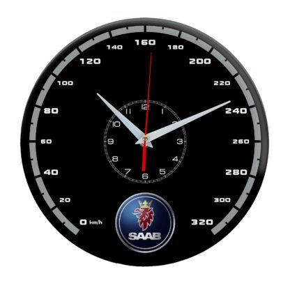 Сувенир – часы Saab 15