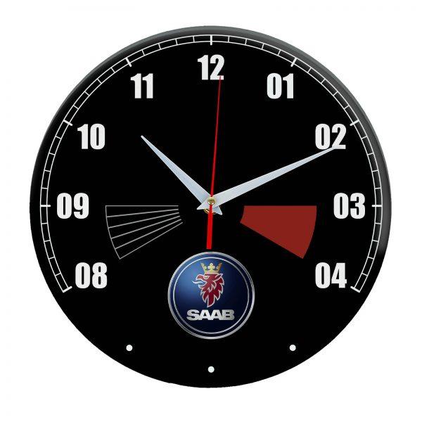 Сувенир – часы Saab 16