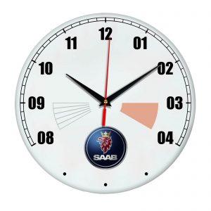 Сувенир – часы Saab 17