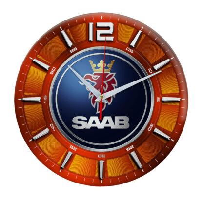 Сувенир – часы Saab 23