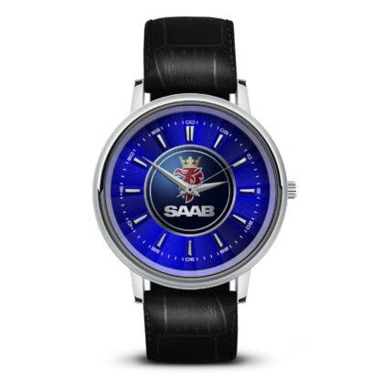 Saab наручные часы со значком