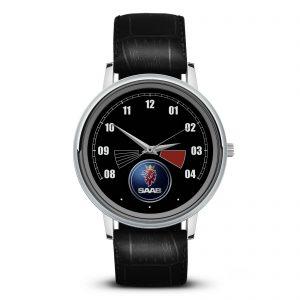 Saab наручные часы с символикой