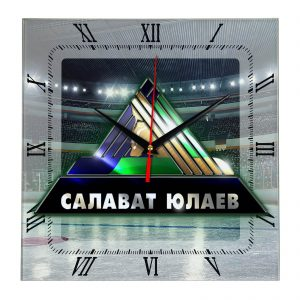 Сувенир – часы Salavat Yulaev Ufa 01