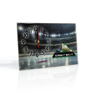 Сувенир – часы Salavat Yulaev Ufa 09
