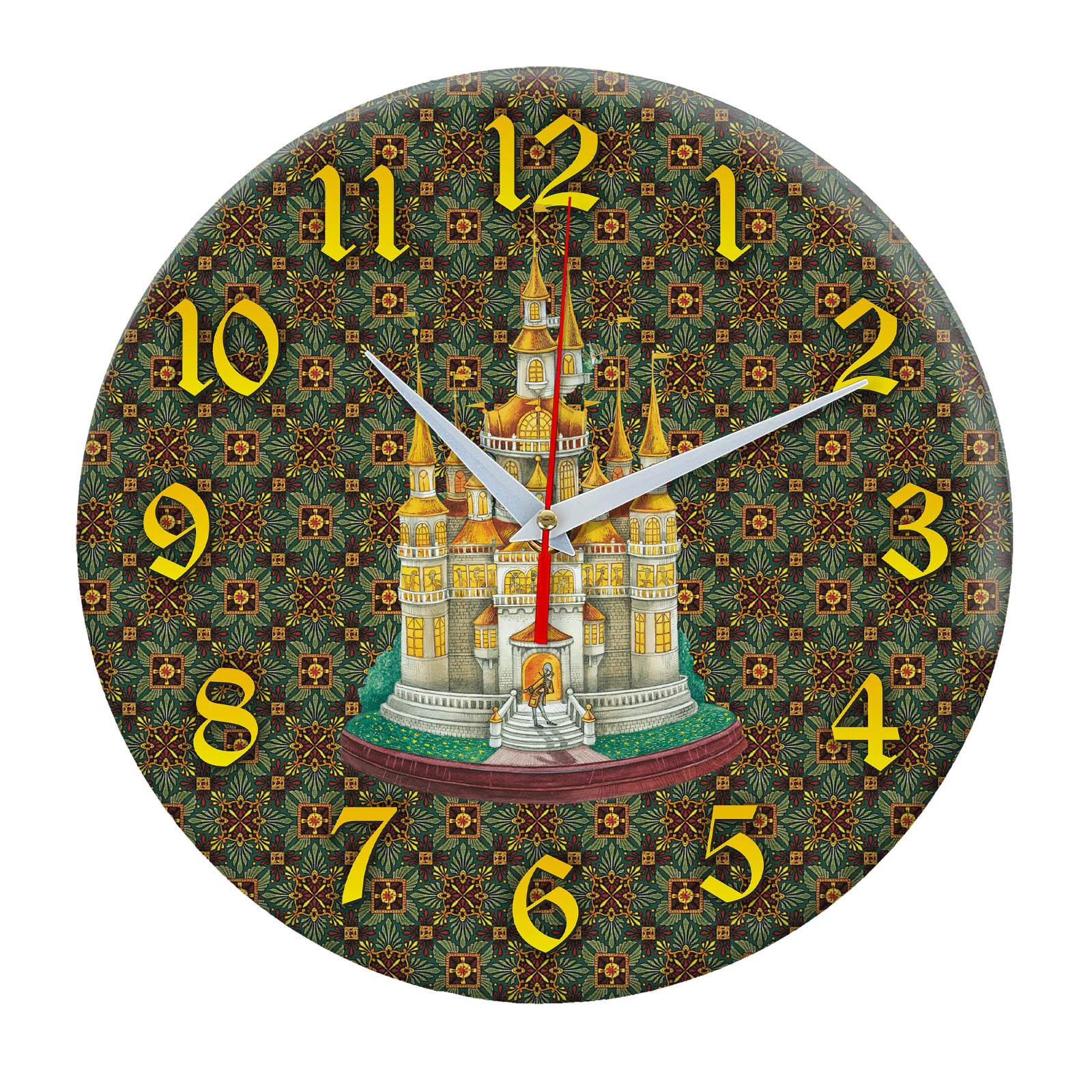 Часы Замок Щелкунчика