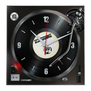 Scorpions настенные часы 7