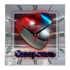 Сувенир – часы Severstal Cherepovets II 01