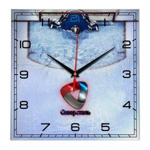 Сувенир – часы Severstal Cherepovets II 03