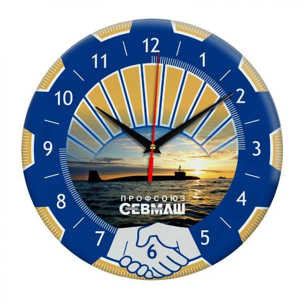 Настенные часы «Sevmash»