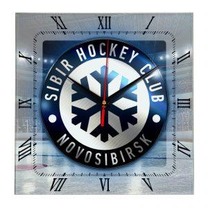 Сувенир – часы Sibir Novosibirsk 01