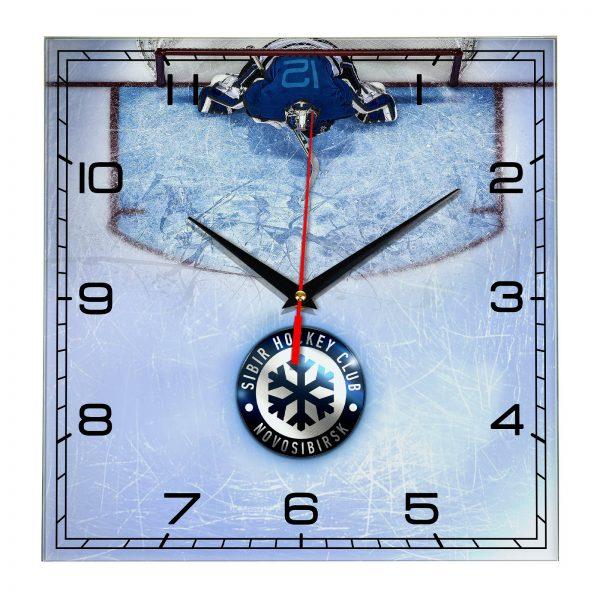 Сувенир – часы Sibir Novosibirsk 03
