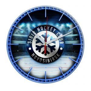 Сувенир – часы Sibir Novosibirsk 06